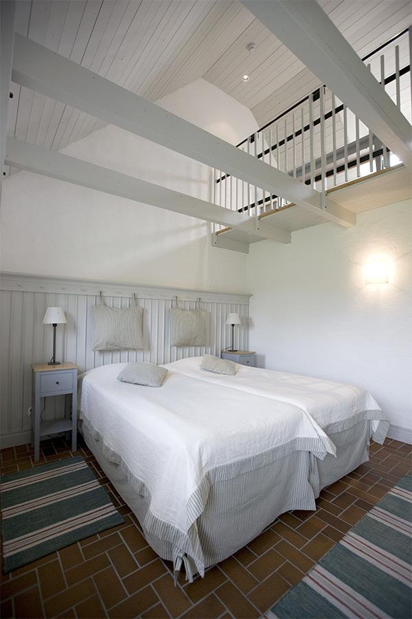 Hotellrum på Ängavallen