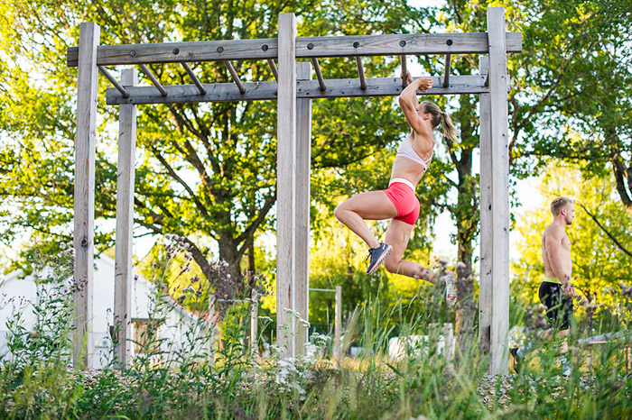 Hälso och träningshelger på Dömle Herrgård