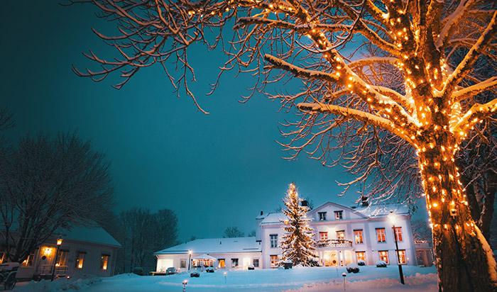 Jul & Nyårspaket på Dömle Herrgård