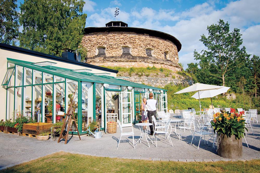 Boka ett hotellpaket på Fredriksborg Hotell