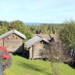 Pittoreska stugor på Fryksås Hotell & Gestgifveri