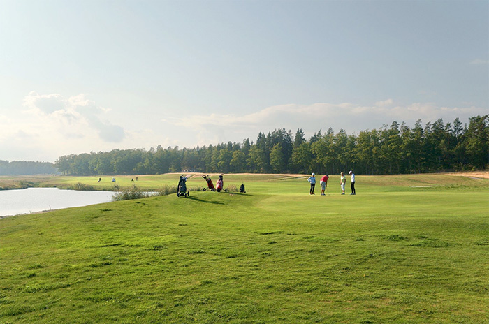 Ta en Golfweekend med Countryside Hotels