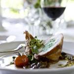 Mat på Villa Gransholm