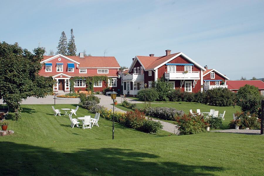 Exteriörbild på Hotell Järvsöbaden