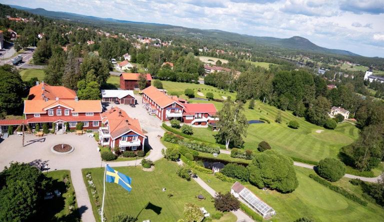 Weekendresor och hotellpaket på Hotell Järvsöbaden
