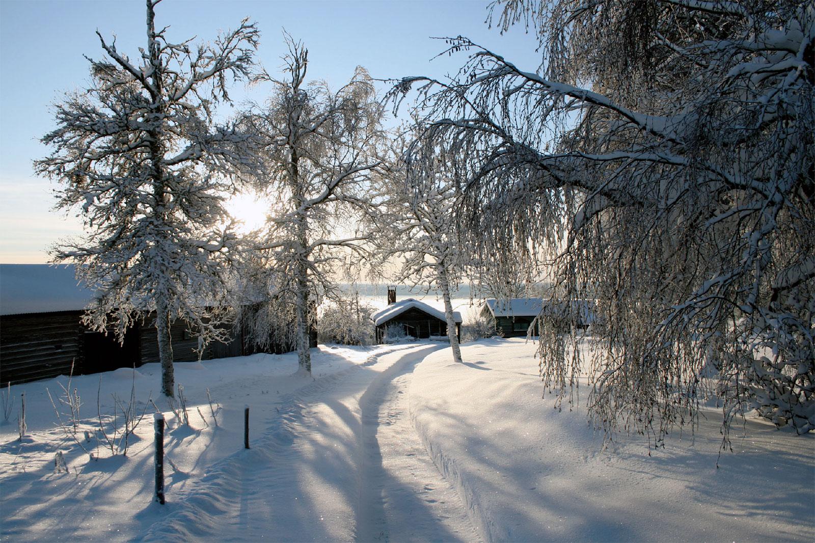 Fira jul med Countryside hotels