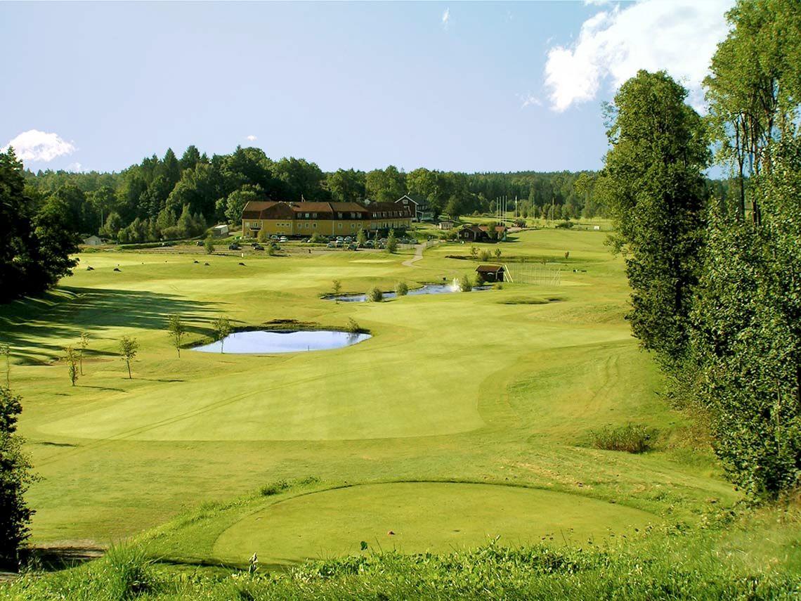 Spela golf på Körunda Golf & Konferenshotell