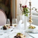 Ät god mat på Mauritzbergs Slott
