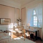 Hotellrum på Mauritzbergs Slott