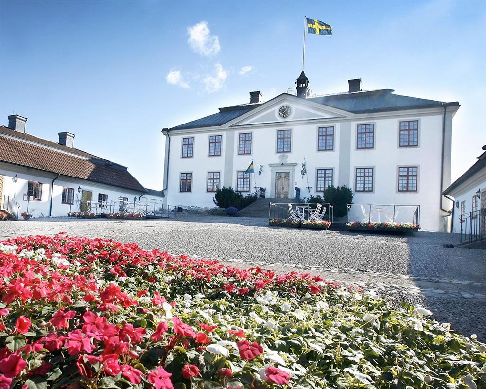 Vackra Mauritzbergs Slott