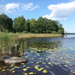 Sjö nära Möckelsnäs herrgård