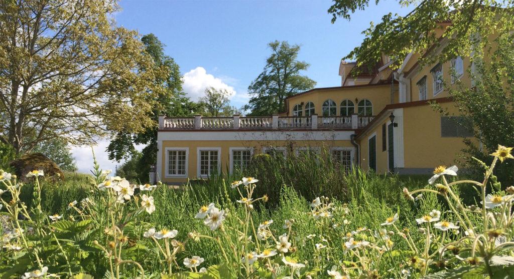 Hotellpaket på Möckelsnäs Herrgård