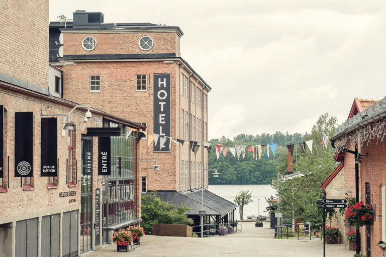 Nääs Fabriker Hotell & Restaurang i Tollered