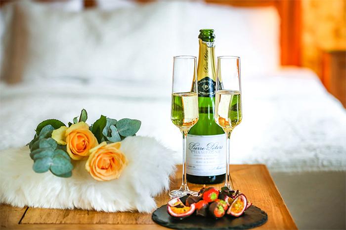 Romantisk weekend med Countryside Hotels