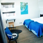 Hotellrum på Salt & Sill