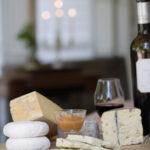 Ost och vin på Villa Sjötorp