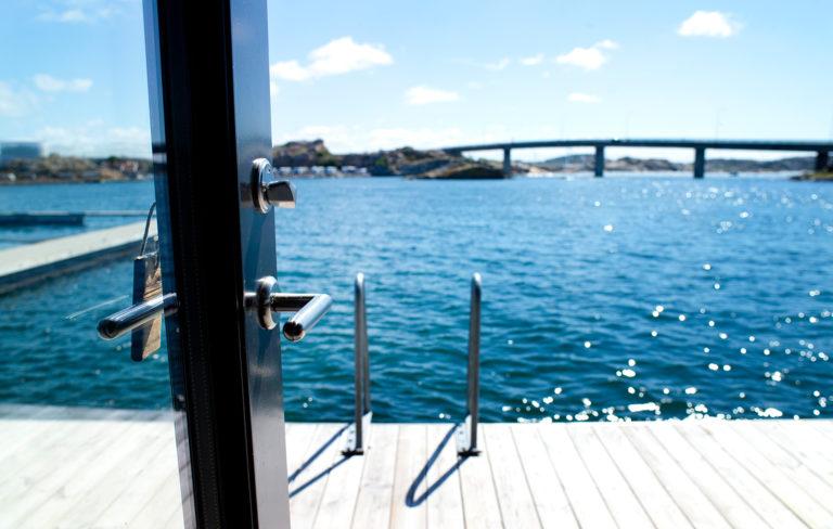 Salt & Sill - Sveriges första och enda flytande hotell