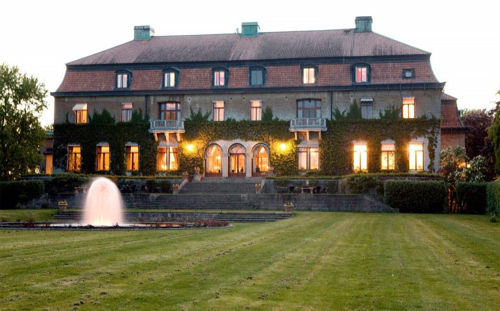 Slott & Herrgårdsupplevelser på Bjertorp Slott