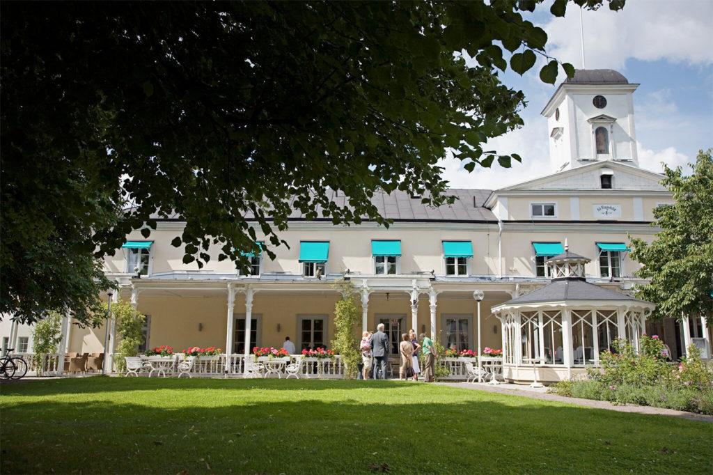Weekendresor och hotellpaket på Söderköpings Brunn