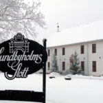 Vinter på Sundbyholms Slott