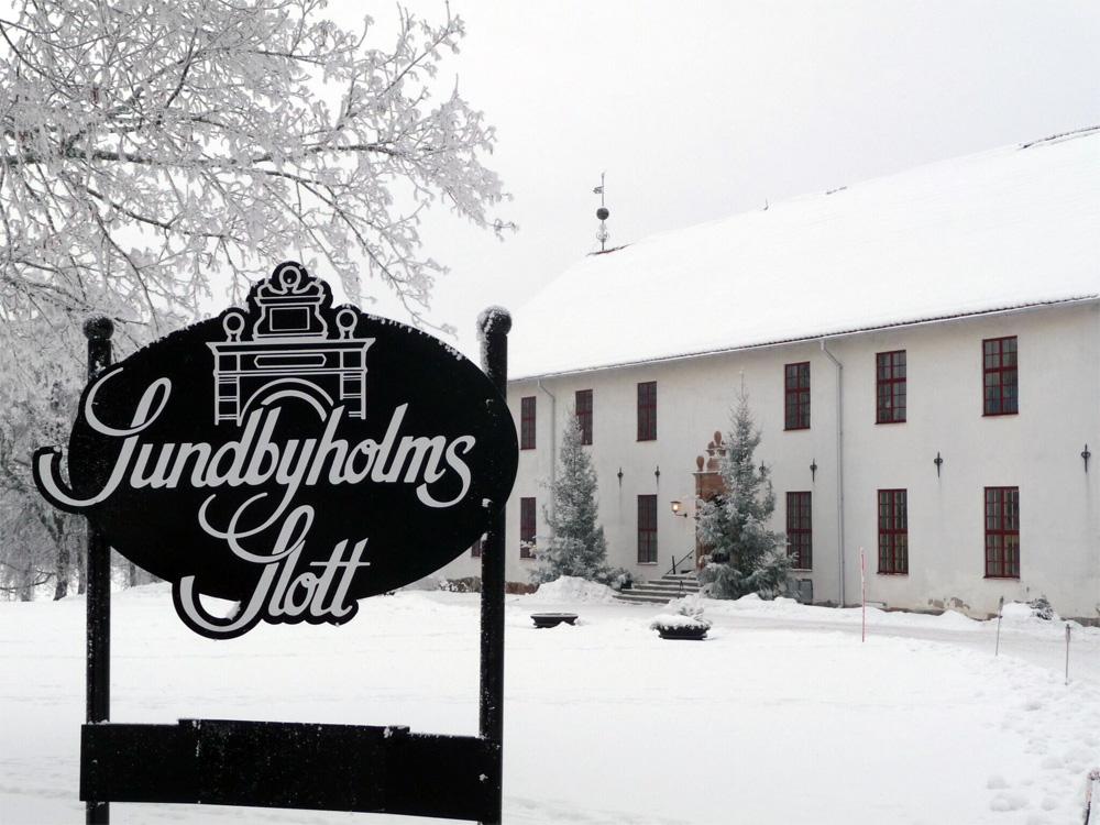 Bo kungligt på Sundbyholm Slott
