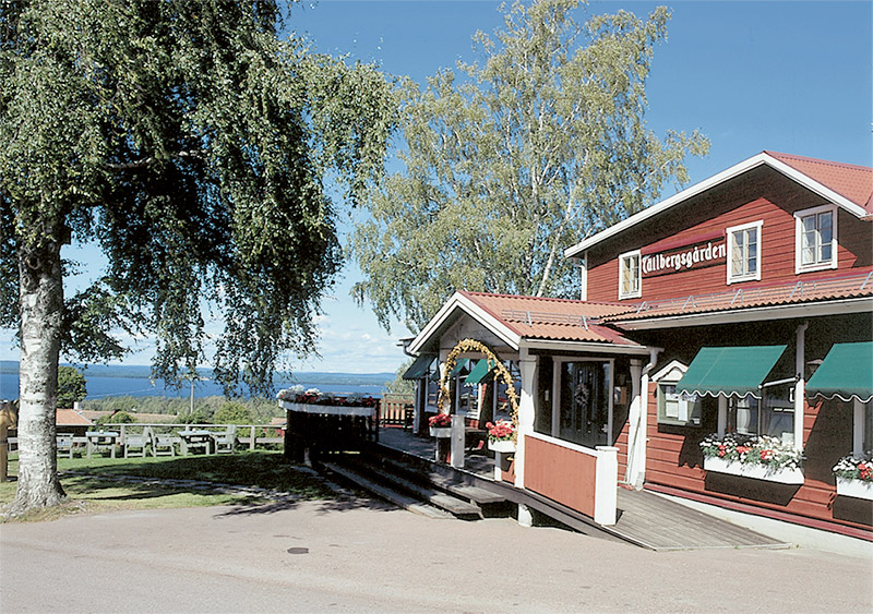 Weekendresor och hotellupplevelser på Tällbergsgårdens Hotell