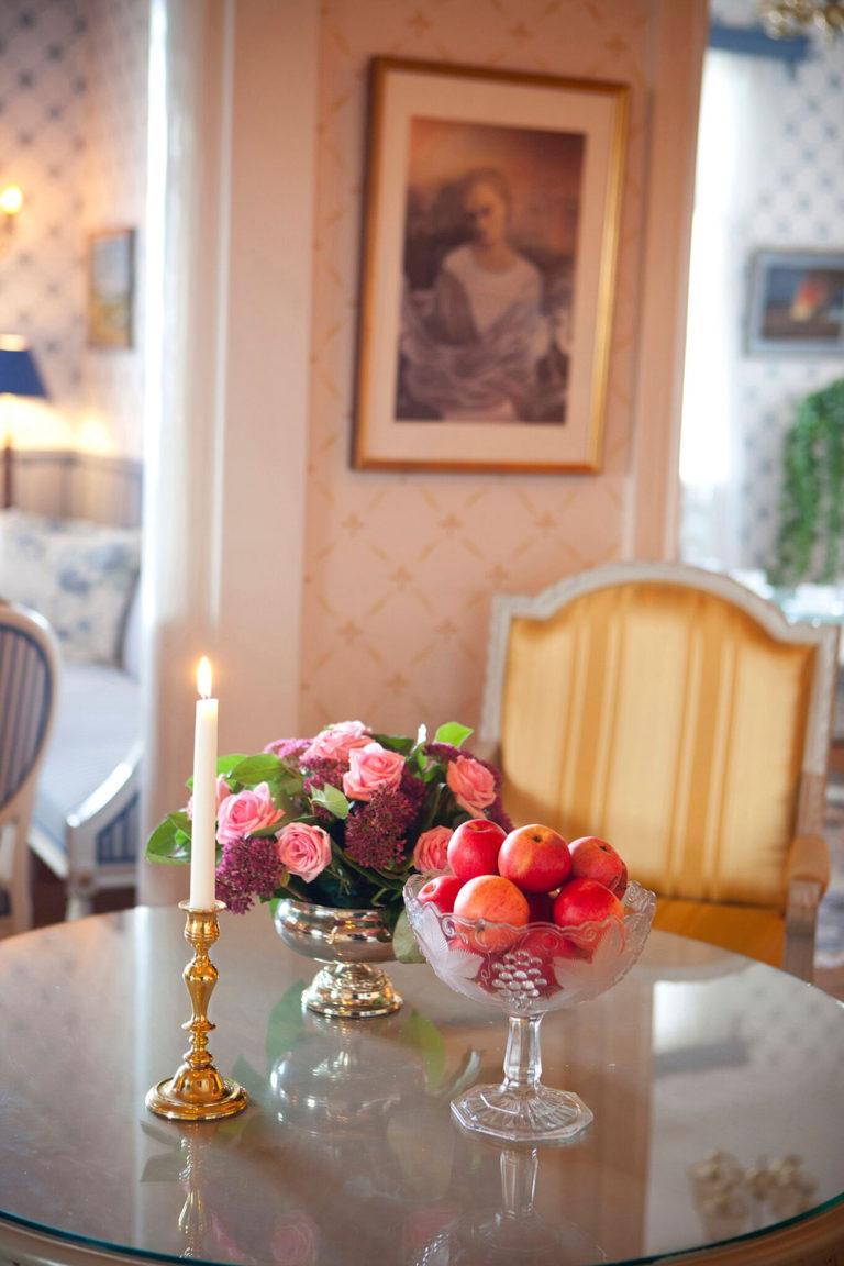 Boke en weekend på Tällbergsgårdens Hotell