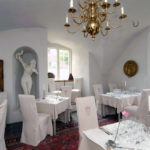 Restuarang på Västanå slott