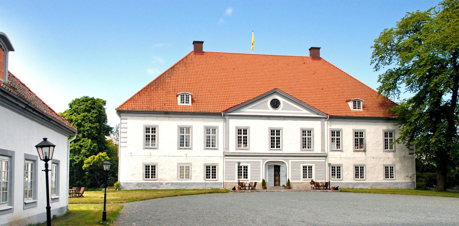 Västanå slott