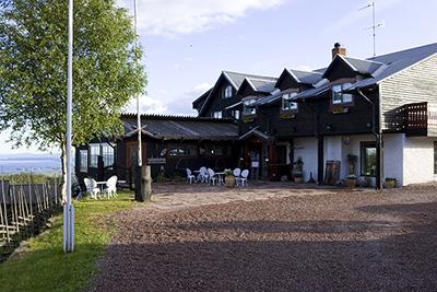 Exteriörbild på Fryksås Hotell & Gestgifveri