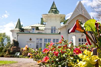 Sommar på Villa Gransholm