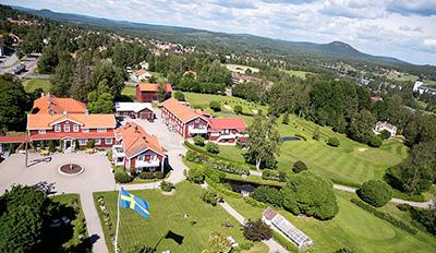 Sommar på Hotell Järvsöbaden