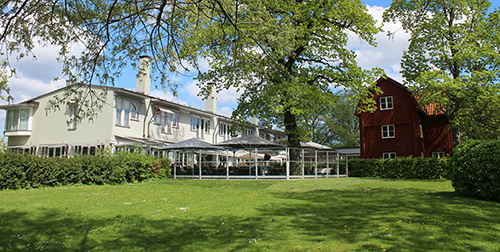 Sommar på Villa källhagen