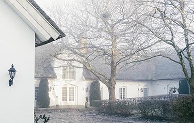 Vinter på Hotell Karlaby Kro