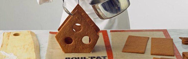 Bygg ditt eget pepparkakshus