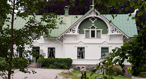 Exteriörbild på Villa Sjötorp