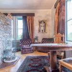 Lounge på Skultuna Brukshotell