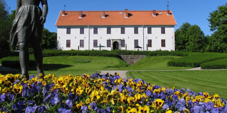 Exteriörbild på Sundbyholm Slott