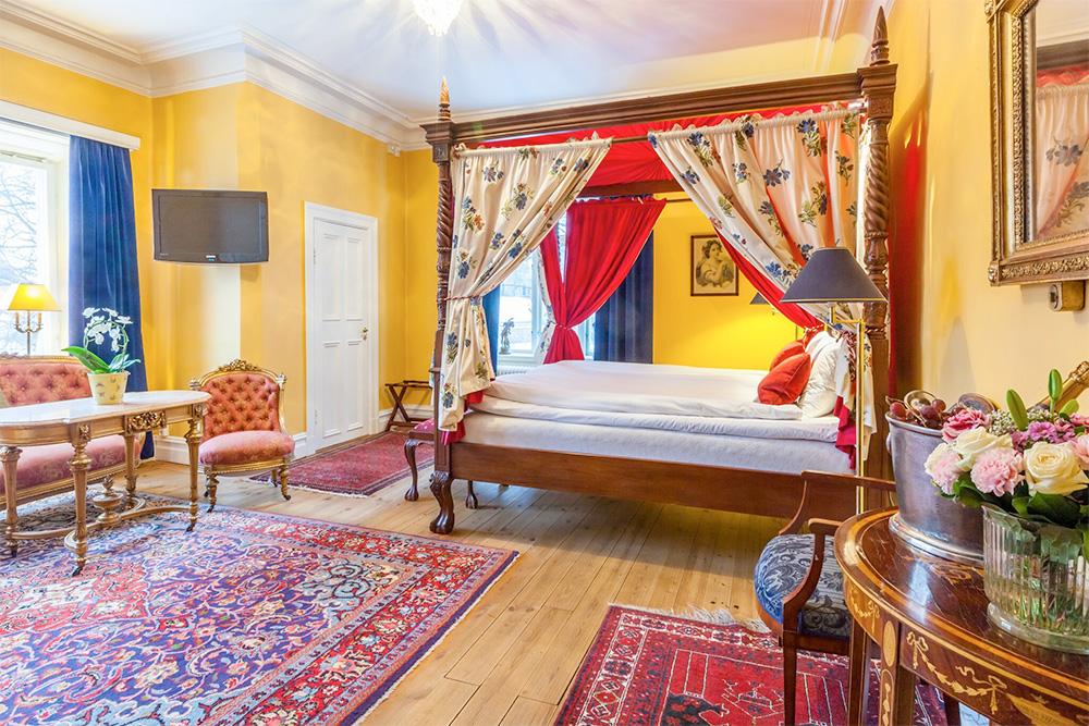 Boka en romantisk weekend med spapaket på Vadstena Klosterhotel