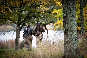 Åk på jaktresor med Countryside hotels