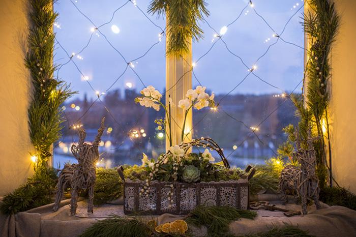Fira jul på Fredriksborg hotell