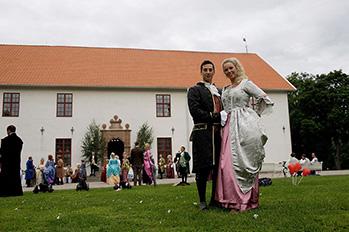 Weekendresa med kultur och nöje på Sundbyholm Slott
