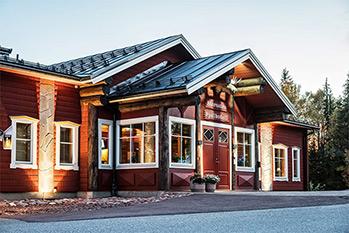 Mårten Gås och hotellpaket på Storsätra fjällhotell