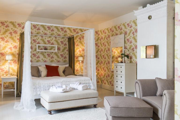 Romantiska hotell i Sverige: Fredriksborg Hotell - Countryside Hotels