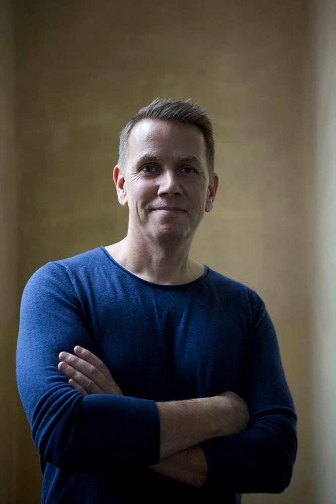 Johan Svensson - ny ordförande