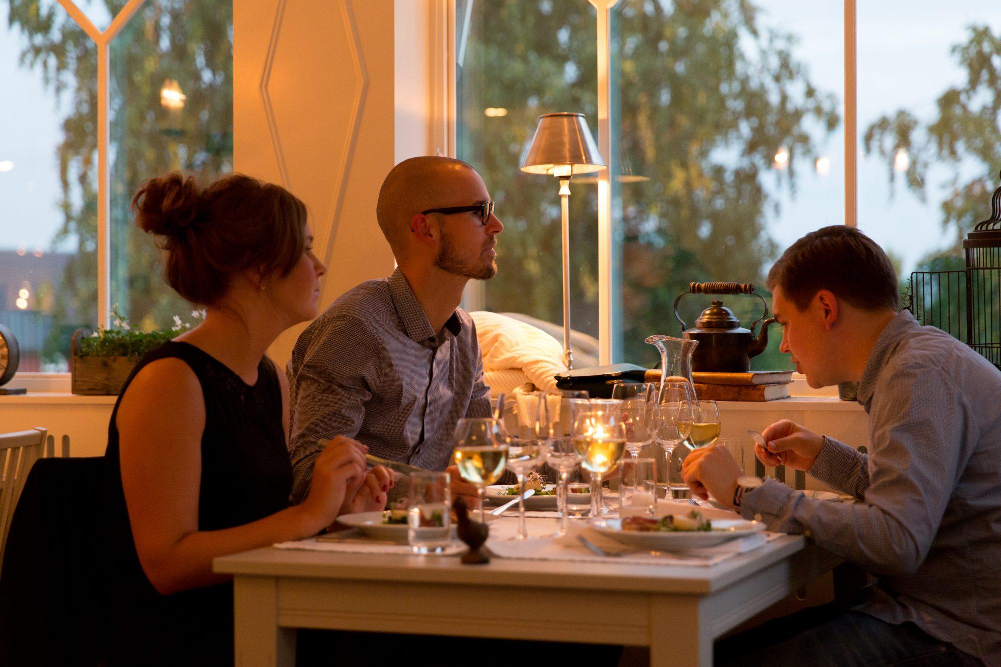 Julbord Båsenberga Countryside hotels
