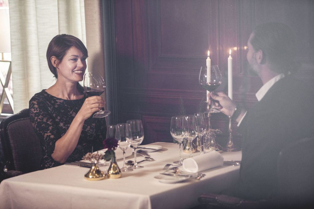 Bjertorp Slott - Perfekt hotell för matälskaren
