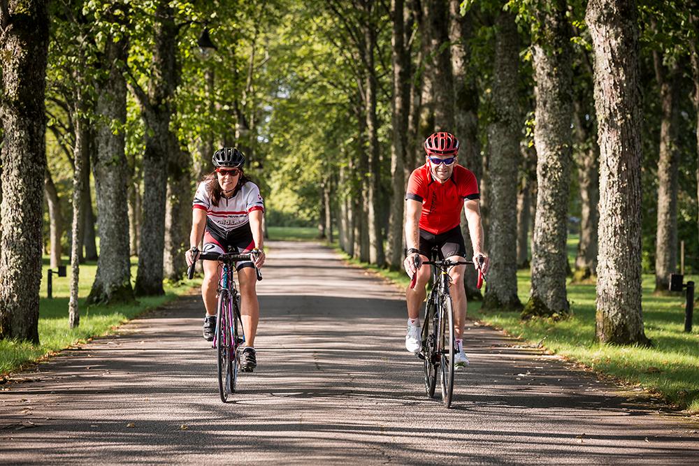 Cykla i Sverige