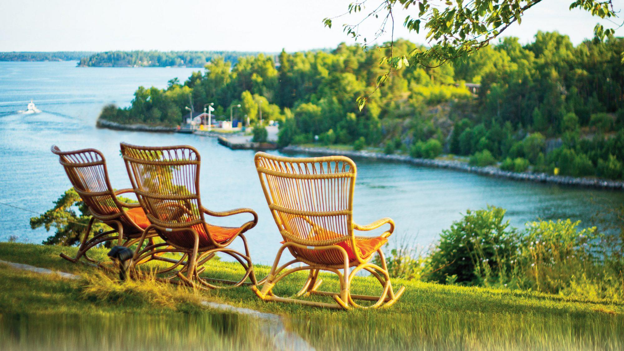 Fredriksborg Hotell - Havsnära hotell att koppla av på