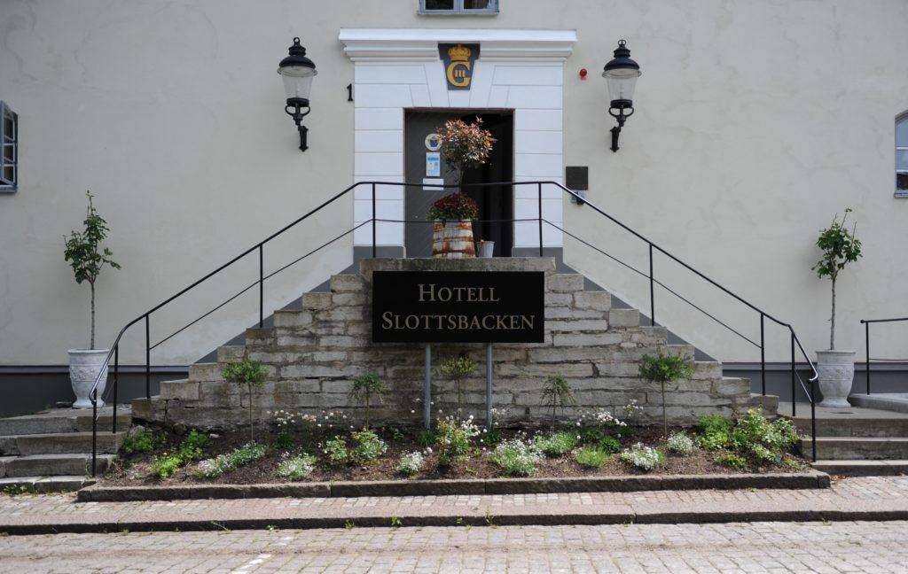Ta ett Countryside Break på Hotell Slottsbacken